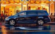 Обновленный Honda Odyssey 2014 года