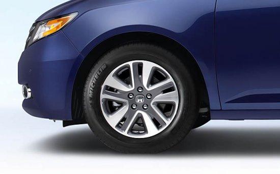 Диски на Honda Odyssey 2014