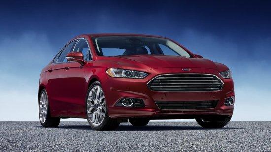 Ford Fusion (Фьюжен) 2014 - рейтинг, цена, фото и технические характеристики