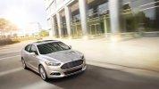 Обновленный Ford Fusion 2014