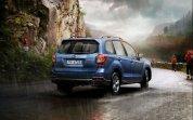 Обновленный Subaru Forester 2014 года