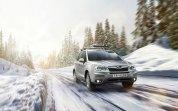 Фото нового Subaru Forester 2014