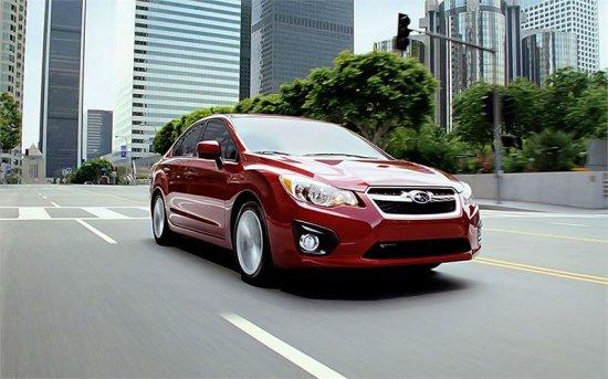 Subaru Impreza (Импреза) 2014 – цена, описание и технические характеристики