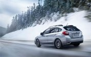 Фото нового Subaru Impreza 2014