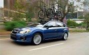 Обновленный Subaru Impreza 2014