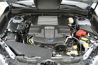 Двигатель Subaru Impreza 2014 года