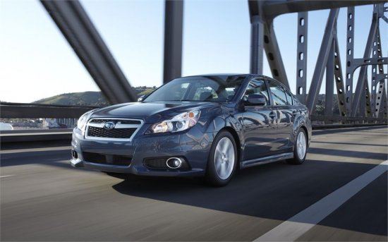 Subaru Legacy 2014 года – цена, рейтинг и технические характеристики