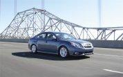 Фото обновленного Subaru Legacy 2014 года