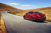Фото нового Subaru WRX 2015