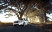 Фото нового Subaru Legacy 2015