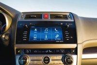 Дисплей в Subaru Legacy 2015
