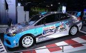 Новый Subaru WRX STi Rallycross