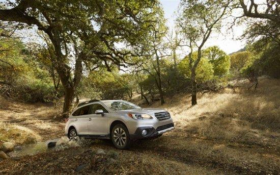 Subaru Outback (Аутбэк) 2015 Фото, Рейтинг, Описание и Технические характеристики