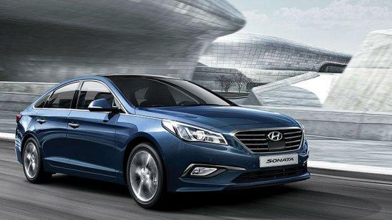 Hyundai Sonata (Соната) 2015 Рейтинг, Цена, Описание и Технические характеристики