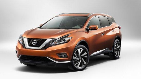 Nissan Murano (Мурано) 2015 Рейтинг, Фото, Цена и Технические характеристики