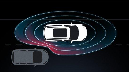 Функции безопасности в Nissan Murano 2015 года