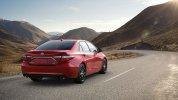 Обновленная Toyota Camry 2015