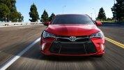 Новая Toyota Camry 2015 года