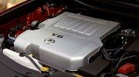 Двигатель в Toyota Camry 2015 года