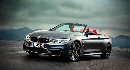 Кабриолет от BMW