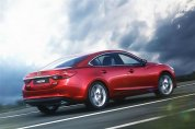 Mazda 6 2014 третьего поколения