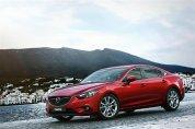 Новая Mazda 6 2014 года