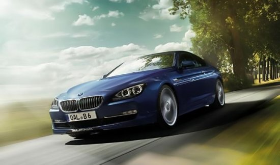 Alpina M6 Gran Coupe в США
