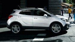 Opel Mokka вид снаружи