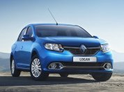 Renault Logan 2014 года