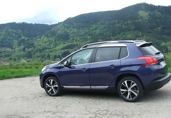 Большой тест драйв Peugeot 2008