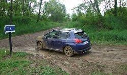 Тест драйв Peugeot 2008