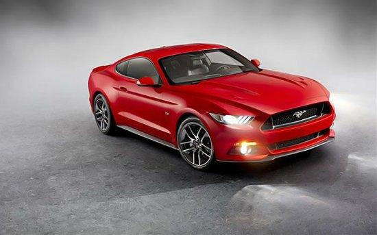 Ford Mustang (Мустанг) 2015 Рейтинг, Цена и Технические характеристики