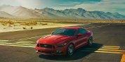 Новый Ford Mustang 2015