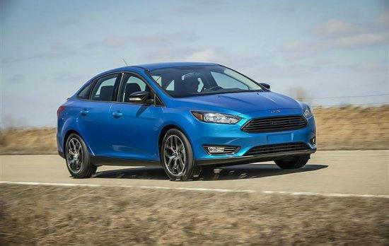 Фото Ford Focus 2015