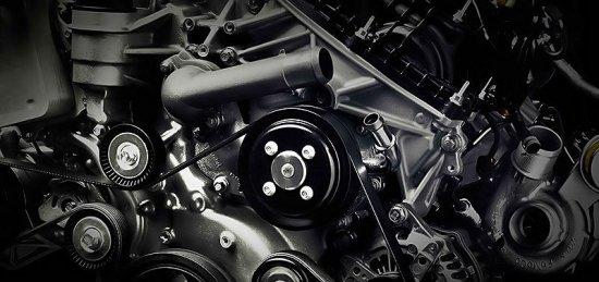 Двигатель Ford Edge 2015 года