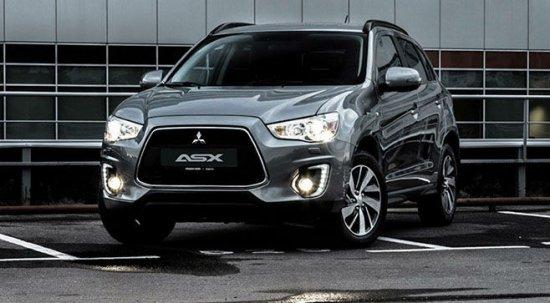 Mitsubishi ASX (АСХ) 2015 Цена, Фото, Рейтинг и Технические характеристики