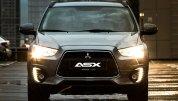 Фото Mitsubishi ASX 2015 года