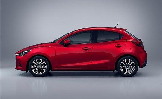 Mazda2 2016 года