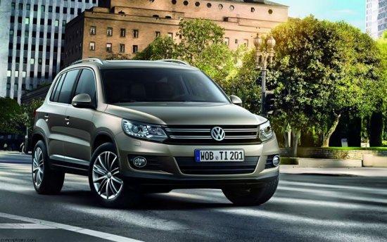 Volkswagen Tiguan (Фольксваген Тигуан) 2012 - обзор, фото, цена, характеристики