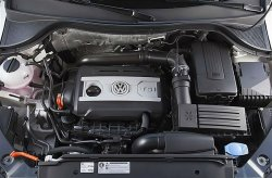Двигатель Volkswagen Tiguan 2012