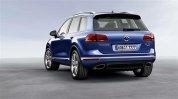 Обновленный Volkswagen Touareg 2015