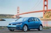 Обновленный Volkswagen Golf 2015