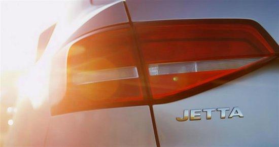 Задний фонарь в Volkswagen Jetta 2015