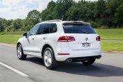 Обновленный Volkswagen Touareg 2014