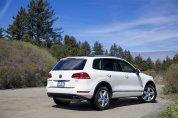 Новый Volkswagen Touareg 2014
