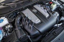Фото двигателя в Volkswagen Touareg 2014