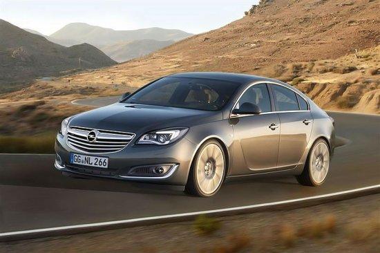 Opel Insignia (Инсигния) 2014 Цена, Фото, Отзывы и Комплектации