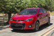 Новая Toyota Corolla 2015