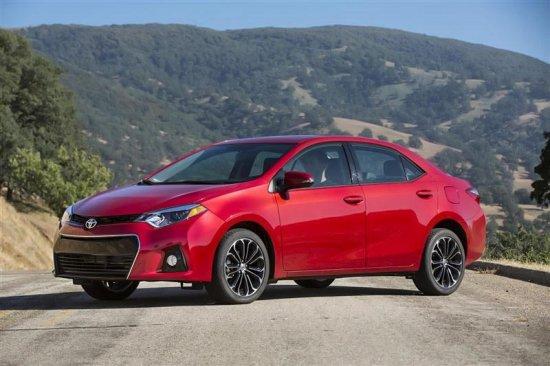 Toyota Corolla (Королла) 2015 Цена, Фото, Комплектации и Технические характеристики