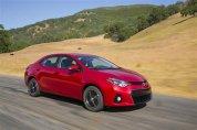 Обновленная Toyota Corolla 2015